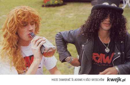 Dave Mustaine & Slash