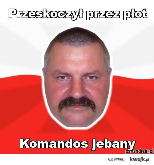 Pan Andrzej Komandos