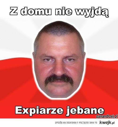 Expiarze by Pan Andrzej