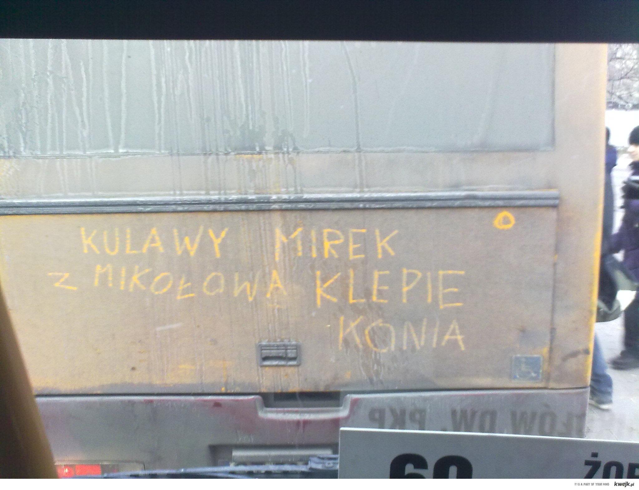 Kulawy Mirek z Mikołowa