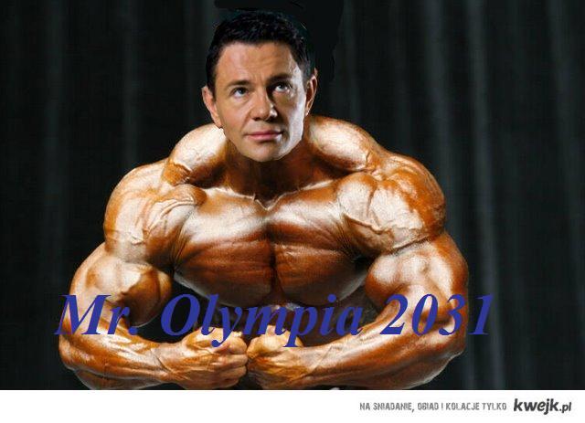 Mr.Olympia  2031