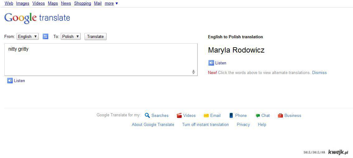 ♥ google translator ♥
