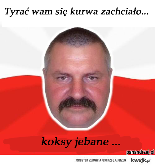Tyrac koxy!