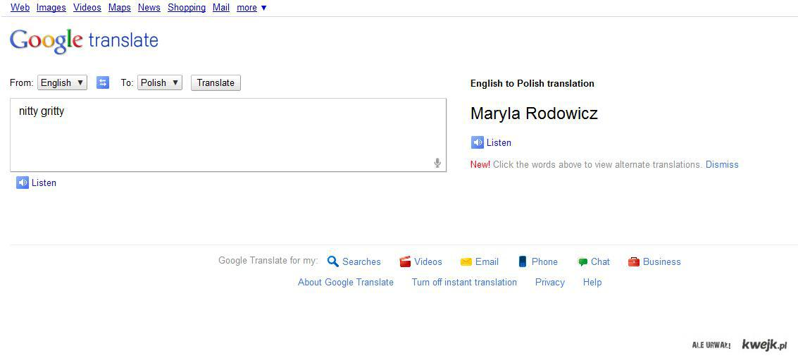 ♥ google translator ♥