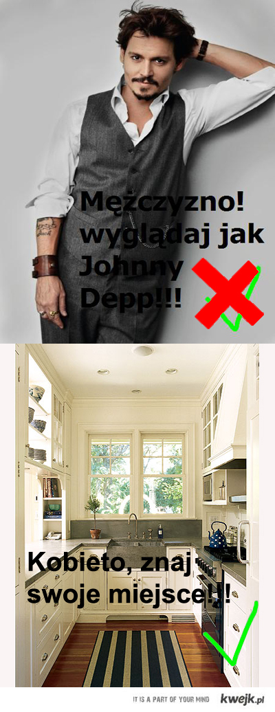 Deep vs. Kuchnia