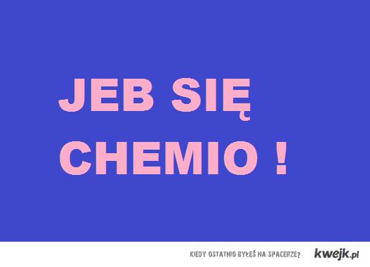 jeb sie chemio