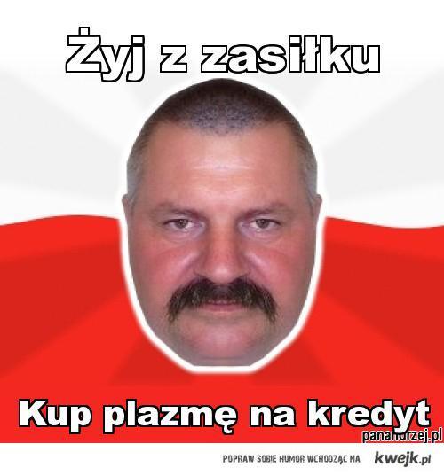 Andrzej zasiłkowy