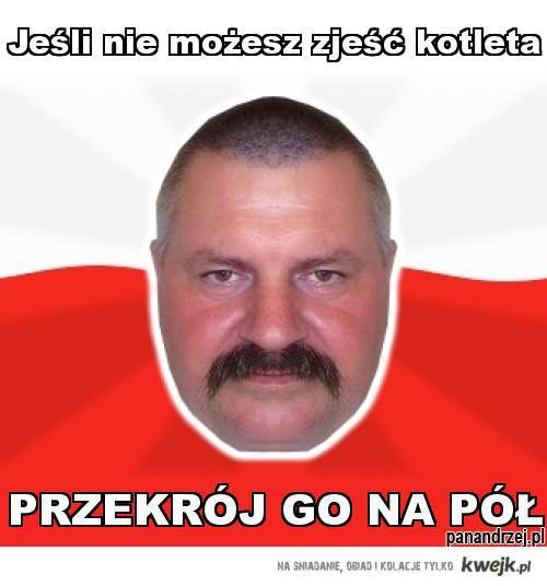 Polaczek Kotlet
