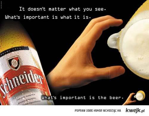 Nie ważne co widzisz