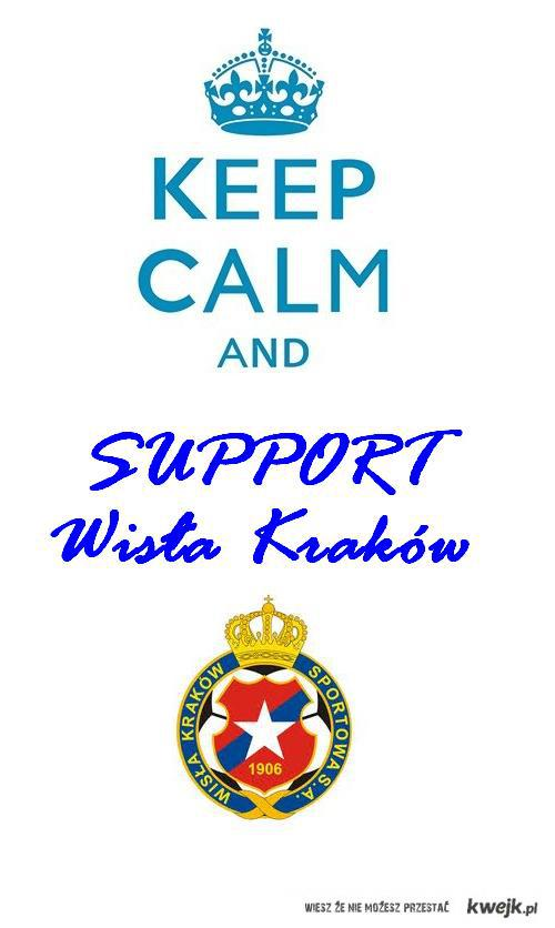 keep calm and support TSW