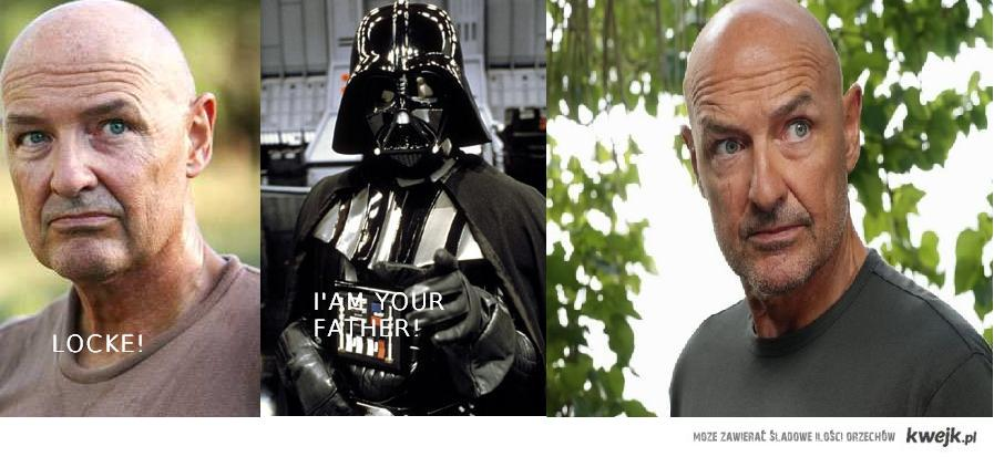 Look im your father