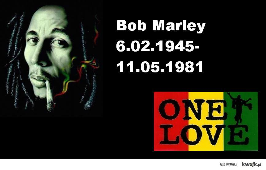 Bob Marley-30 rocznica smierci