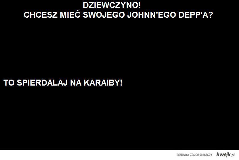 dziewczyny+Johnny Depp