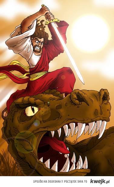 Jesus Hates Dinosaurs
