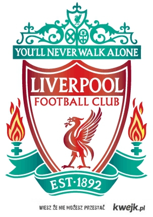 You Never Walk Alone Liverpool FC !!!