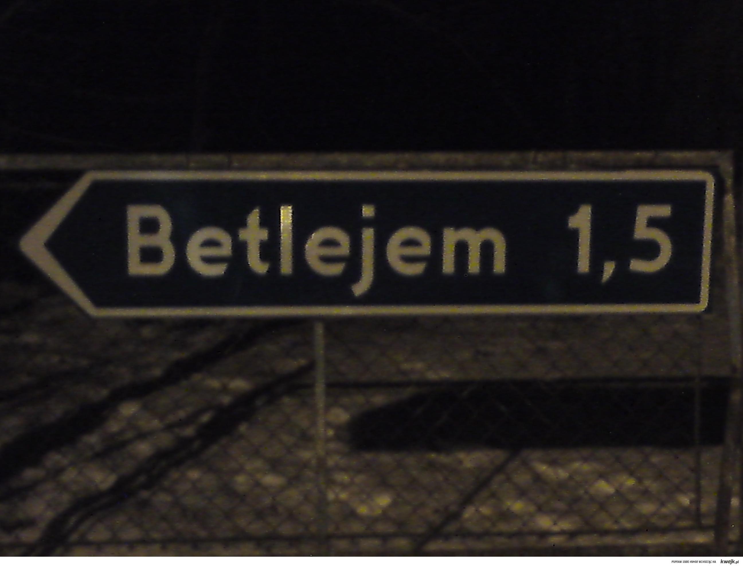 Betlejem w Polsce ;]