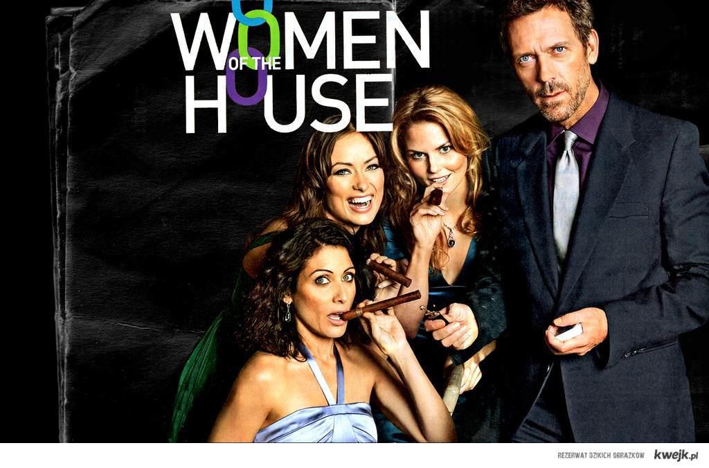 kobiety Housa