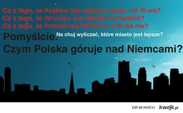 Polska vs. Niemcy