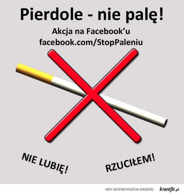 Nie palę!