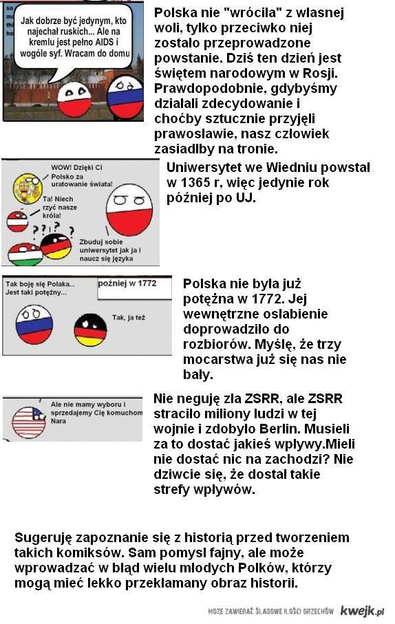 Polska nie taka potężna i zwycięska?
