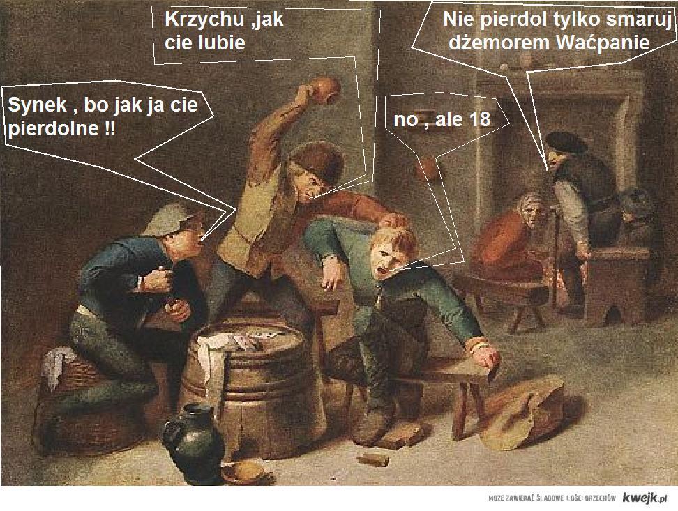 Średniowieczna 18
