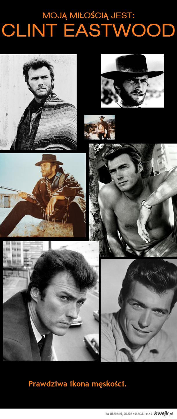 Clint eastwood - prawdziwy mężczyzna