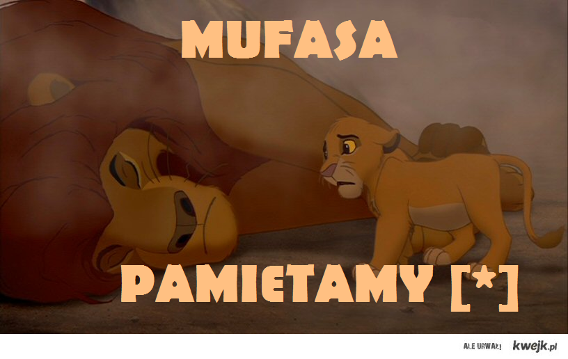 Mufasa-pamiętamy