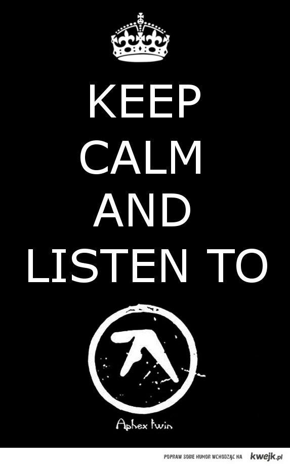 Aphex Twin do chuja