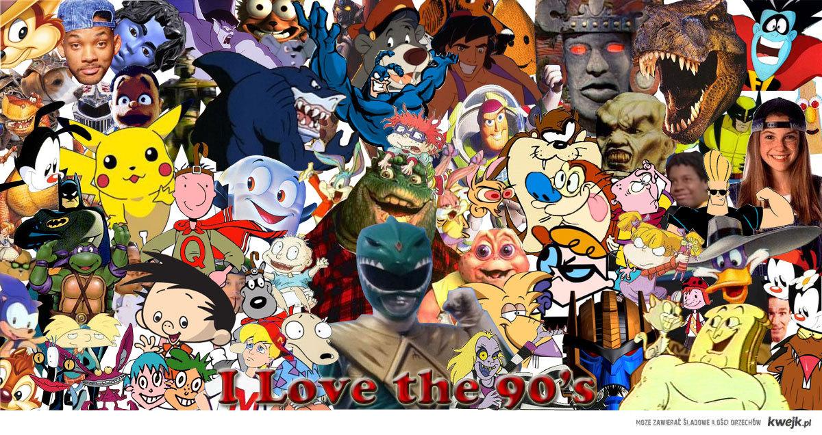I love 90's!