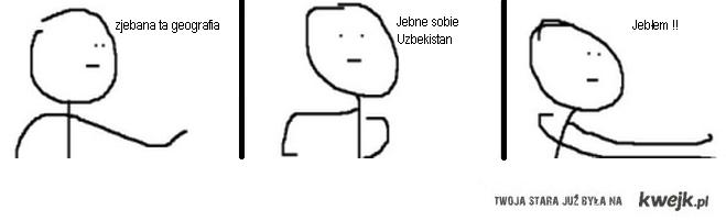 jebana geografia