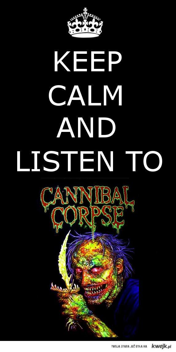 Keep calm and listen to CC