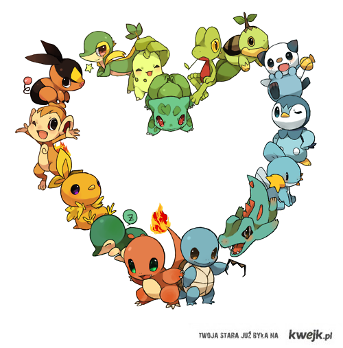 pokemon heart