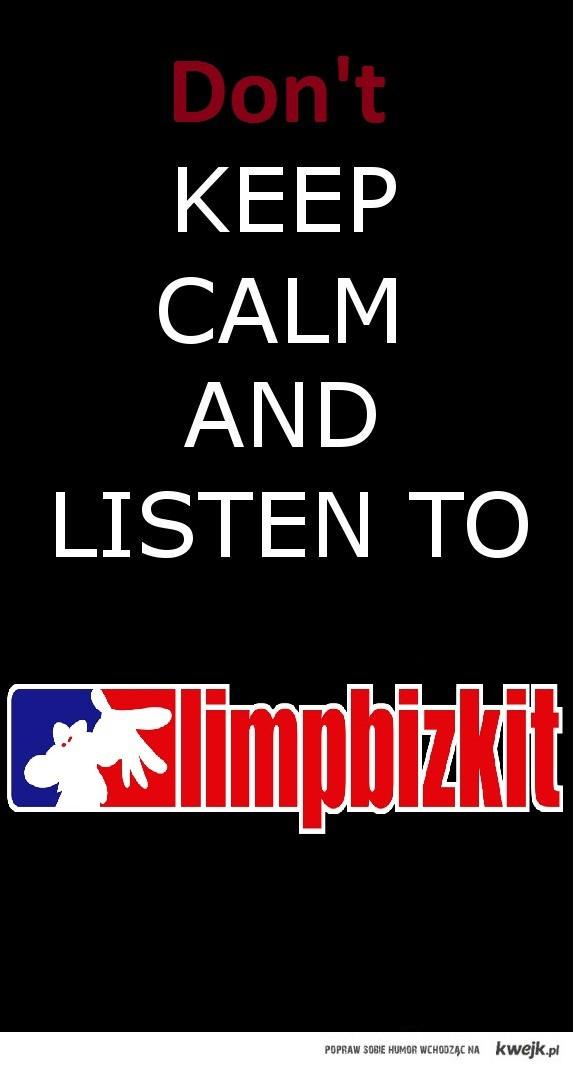 Limp Bizkit baby :D