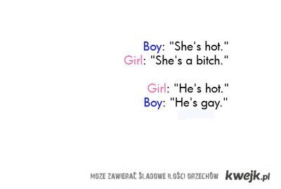Boy, Girl