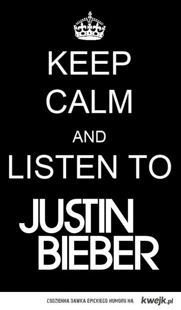 Ceep Calm JB xD