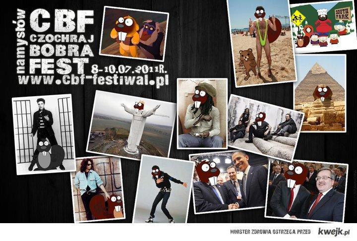 Czochraj Bobra Fest