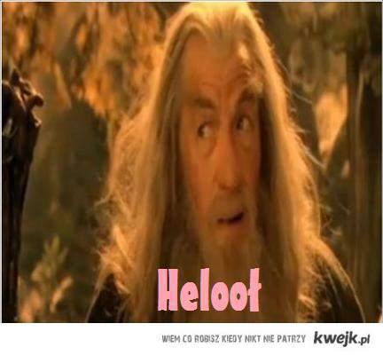 Gandalf helooł