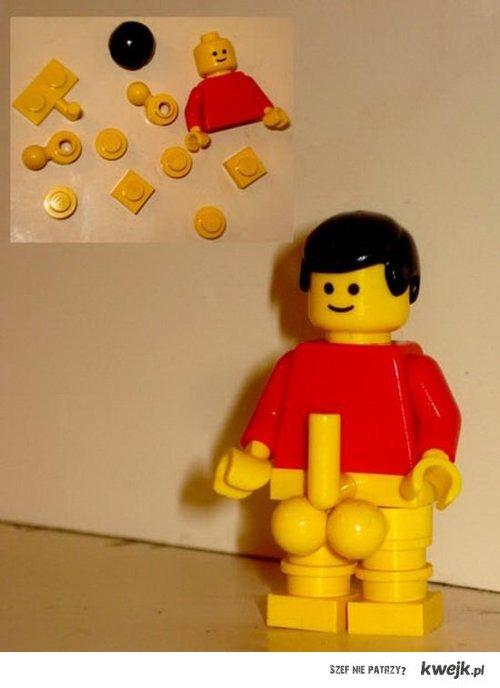 Ludzik z Lego