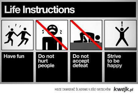 Najważniejsze zasady