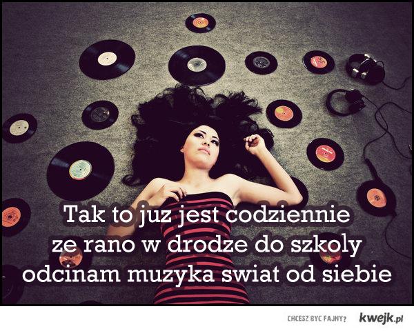 muzyka , piękno