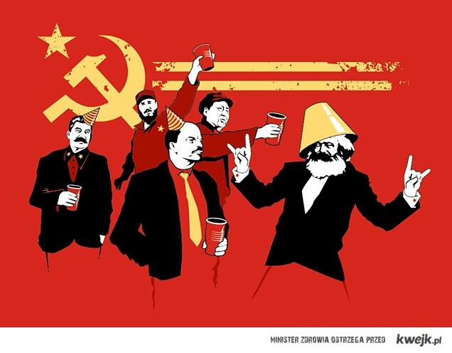 Komunistyczna impreza