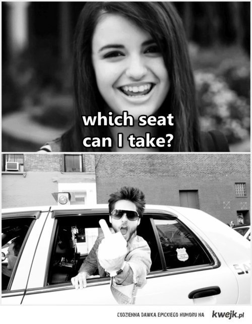 Which sit can I take?