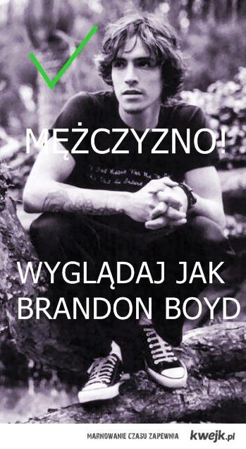 BRANDON BOYD