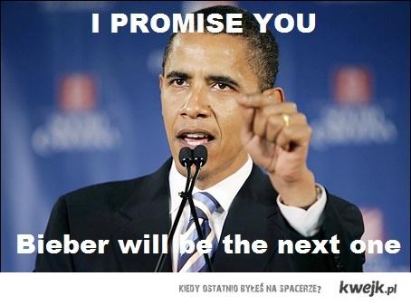 Obama vs. Bieber