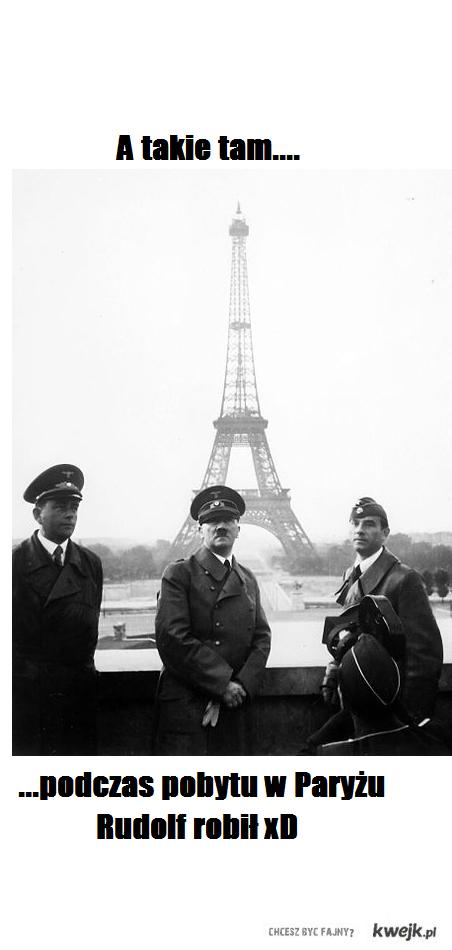 Wakacje w Paryżu xD