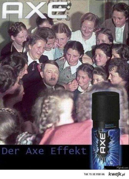 efekt axe