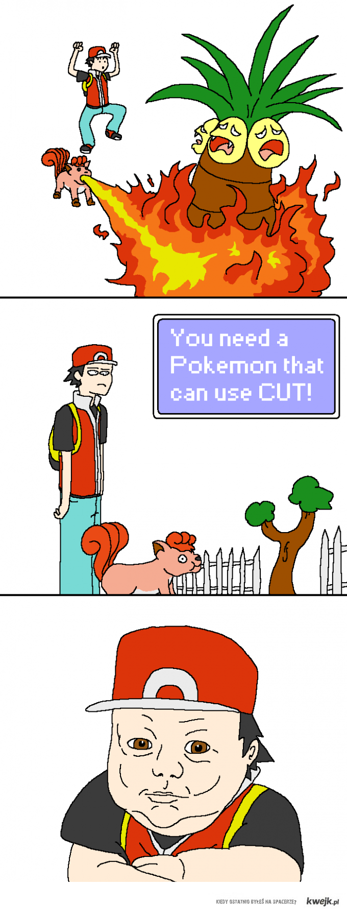 you need to cut