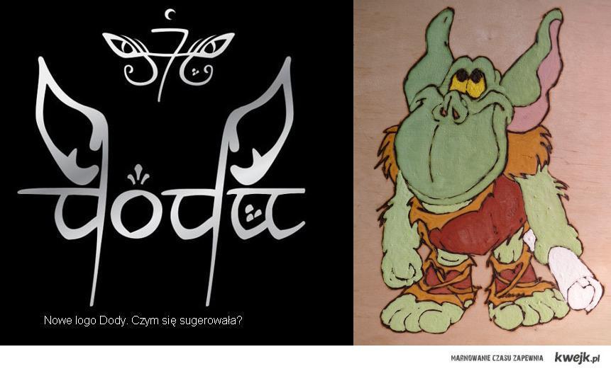 Nowe logo Dody