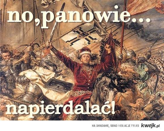 NO PANOWIE