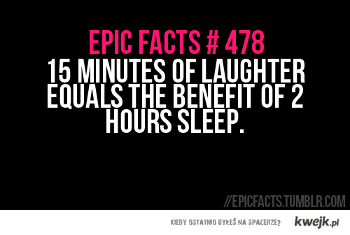 Epic Facts - laughter
